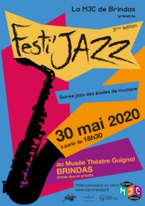 Festi'Jazz 2020 @ Musée Théâtre Guignol