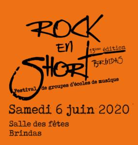 Rock en Short 2020 ... ANNULÉ ! @ Grande salle des Fêtes
